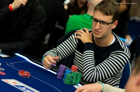 Max Silver Chip Leader Dana 1b EPT Malta Main Eventa