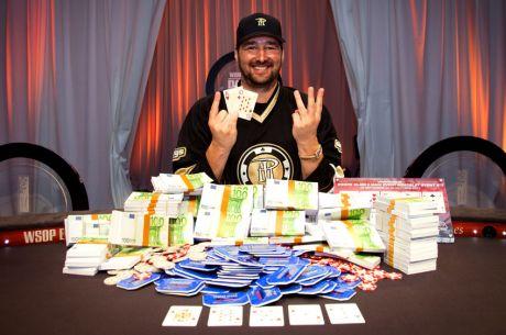 Pokerio vaikigalio galvoje: Phillas Hellmuthas vis dar pasitiki savimi (pirmoji dalis)