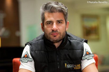 Nacho Barbero es el nuevo integrante del Team Aconcagua - ArgenLive