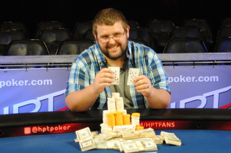 Frank Patti Wins Heartland Poker Tour Ameristar Kansas City for $103,326