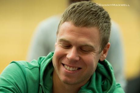 2015 PokerStars.com EPT Malta Main Event Day 2: Sam Chartier Charges To Chip Lead