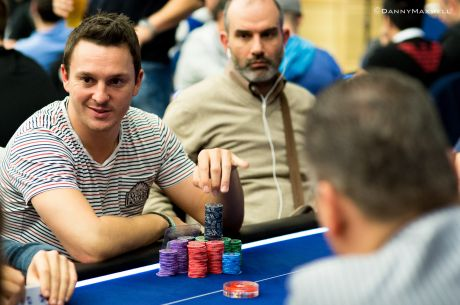 2015 PokerStars.com EPT Malta Main Event Day 2: Sam Trickett Among The Leaders