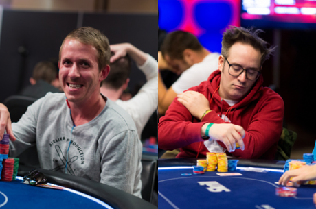 Charlie Combes and Sam Grafton Climb the UK Online Poker Rankings