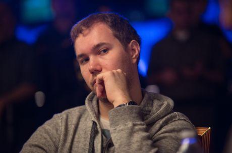 Костріцин виграв більше $500,000 за два дні