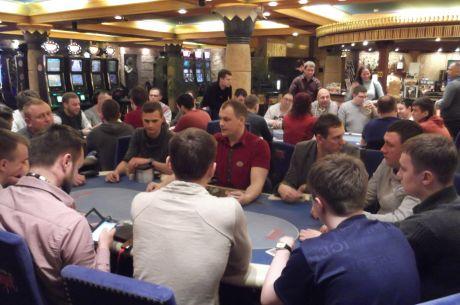 """Pagrindinis """"Kaunas Spring"""" serijos turnyras sutraukė garsiausius šalies pokerio..."""