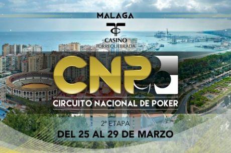 Arranca el Circuito Nacional de Poker en Torrequebrada