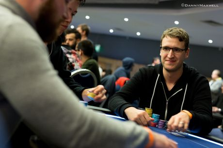 2015 PokerStars.com EPT Malta €10K High Roller Day 1: Brits Flying High