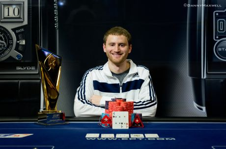 David Peters vyhrál High Roller EPT Malta