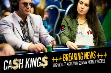Záznam: Live stream z Highroller Cash game v King's Casinu s Live Boeree a Leonem