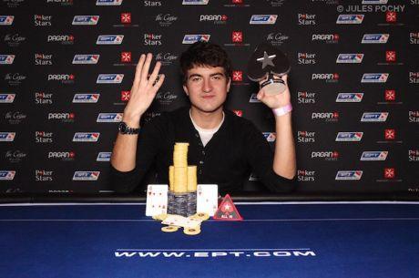 Dzmitrijus Urbanovičius sukūrė istoriją: laimėjo 4 EPT Maltos turnyrus