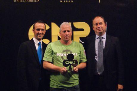Miguel Magán se lleva la segunda parada del CNP 4.0