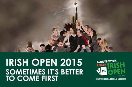 2015 Paddy Power Poker Irish Open Kicks Off April 3
