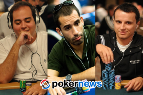 Brigadatada 2º no Monday PLO; Naza Ganha Entrada na Grand Final EPT & Mais