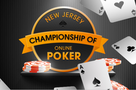 $1 Million New Jersey Championship Of Online Poker II Hits BorgataPoker on April 16