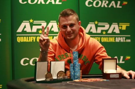 Gabriel Iemmito Wins Second APAT WCOAP Title In a Week