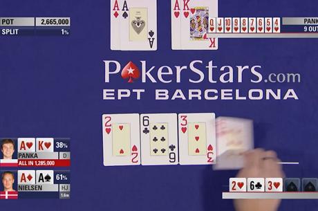 EPT Barcelona Main Event Epizód 5: Panka szériája, és slow roll hegyek