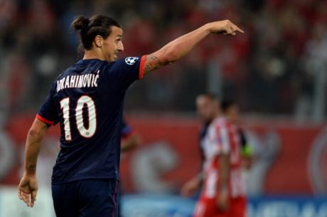 Zlatan Ibrahimovic presuntamente rechazó un acuerdo de patrocinio con PokerStars