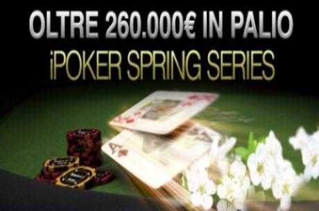 Titanbet Poker presenta le Spring Series