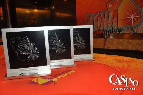 Gustavo Bisiach se consagró como el Jugador del Verano en Madero Poker