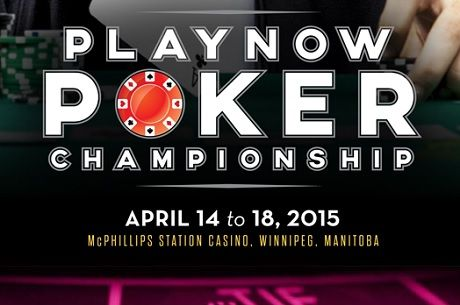 McPhillips Station Casino to Host PlayNow Poker Championship with $600,000 in Prizes