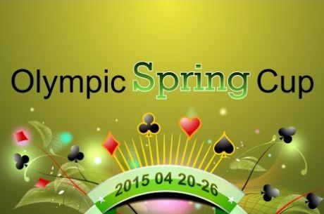 """""""Olympic Spring Cup"""" pokerio serija - jau netrukus Vilniuje"""