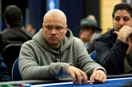 The Online Railbird Report: Sahamies Falls Out of Top Spot and Verbally Berates Cates