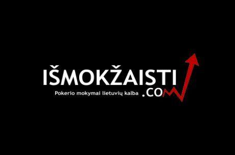 """""""Ismokzaisti.com"""" organizuoja rekordinį sportinio pokerio turnyrą"""