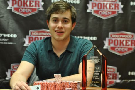 Steven Gurney-Goldman Defeats Chris Moneymaker and Others To Win HPO Grantville