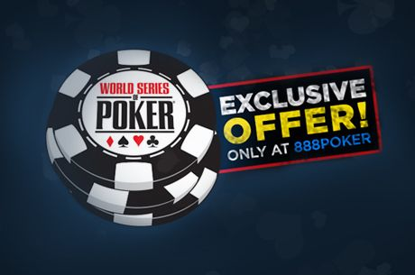 Win a $14,000 Package to the WSOP Main Event for FREE at 888poker!