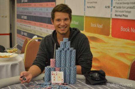 Schulze Felix Daniel Trijumfovao na WPT Montenegro Poker Cup-u za 18.050€