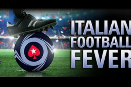 Pokerstars Lancia l'Italian Football Fever