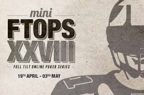 MiniFTOPS Back at Full Tilt on April 19 with Over $1 Million in Guaranteed Prize Money