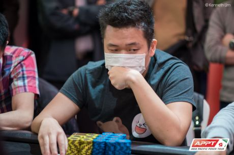 2015 PokerStars.net APPT Seoul Main Event Day 2: Jason Mo Leads Tough Final 13