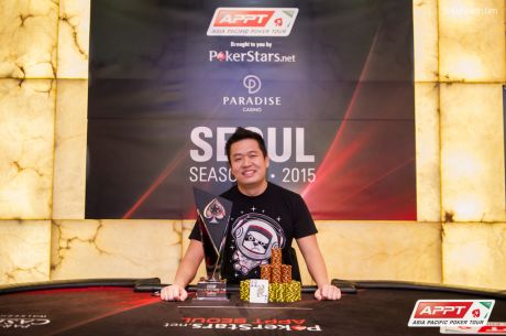 A Mo-mentous Occasion: Jason Mo Wins APPT Seoul for Over $150,000