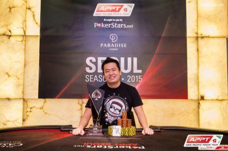 2015 APPT 서울, Jason Mo가 우승!