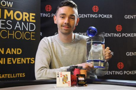 Ludovic Geilich Gets The Lot in the 2015 GPS Newcastle Main Event