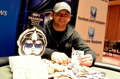 Keeping the Title on Home Turf: Jason Mirza Wins MSPT Potawatomi for $147,529