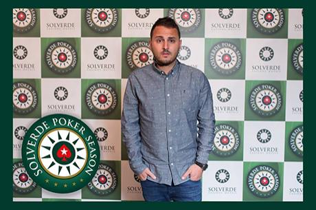 Cristian Arias Venceu Etapa 4 da Solverde Poker Season (€17,061)