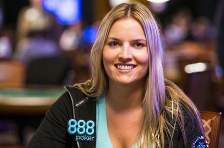 Джессика Доли о женщинах в покере