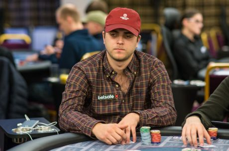 Felix Stephensen Leads UKIPT5 Nottingham High Roller