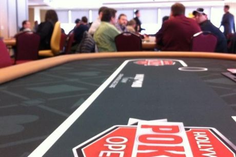 Hollywood Poker Open Charles Town, West Virginia from April 30 Through May 10