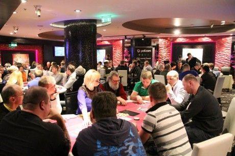 Reedel Olümpias Hennessy Poker League, laupäeval Paf Live
