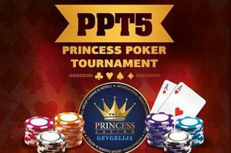 PPT 5  Turnir sa 100.000 € GTD  od 23. do 26. Aprila u Gevgeliji