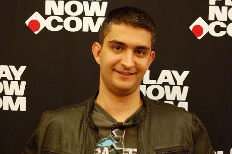 2015 PlayNow Poker Championship: Ivan Kermanov Wins Event #2
