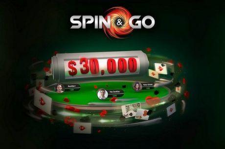 """Lietuvio """"Spin & Go"""" iššūkis: tarpiniai rezultatai"""