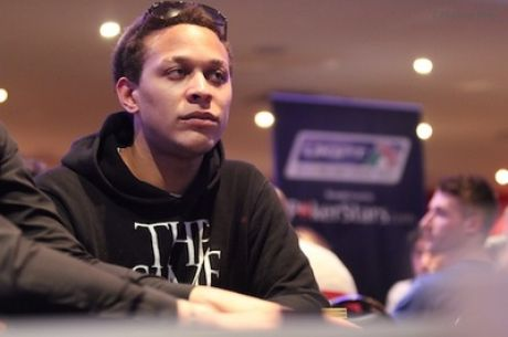 Alex Harriman Secures UKIPT Nottingham Day 1c Chip Lead