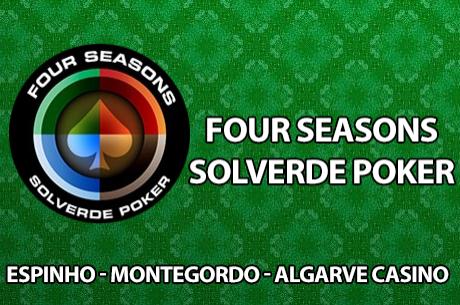 Torneios Four Seasons Solverde 18 e 19 de Abril