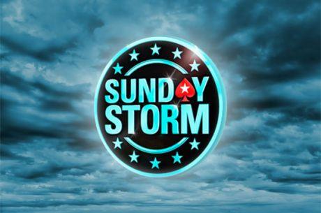 Nenechte si ujít výroční Sunday Storm s garancí $1.000.000
