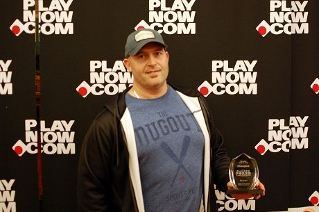 2015 PlayNow Poker Championship: Jamie Constantine Ships Event #3