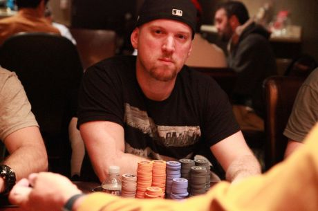 2015 MSPT Maryland Live! Casino Main Event Day 1c: Himmelbrand Takes Overall Lead